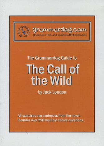 Grammardog Guide - Call of the Wild, The