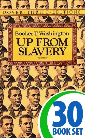 Up from Slavery - 30 Books and Teaching Unit