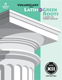 Vocabulary from Latin and Greek Roots - Book VI