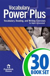 Vocabulary Power Plus - Level 8 - Complete Package