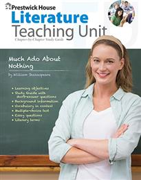 Much Ado About Nothing - Teaching Unit