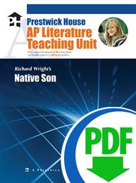 Native Son - Downloadable AP Teaching Unit