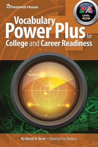 Vocabulary Power Plus for College and Career Readiness - 11th Grade - Level 3