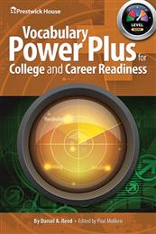 Vocabulary Power Plus for College and Career Readiness - Level 11