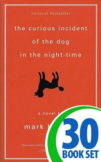 Curious Incident of the Dog in the Night-Time, The - 30 Books and Teaching Unit
