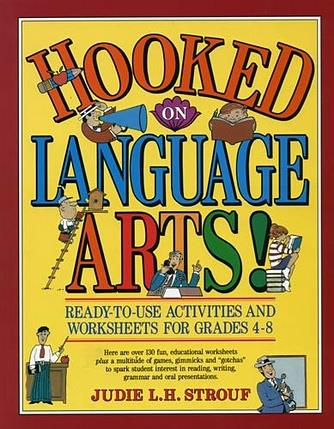 Hooked on Language Arts