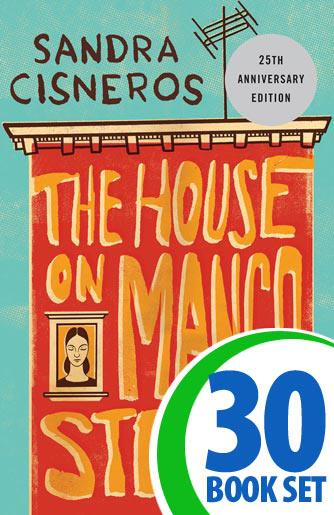 House on Mango Street, The - 30 Books and Complete Teacher's Kit