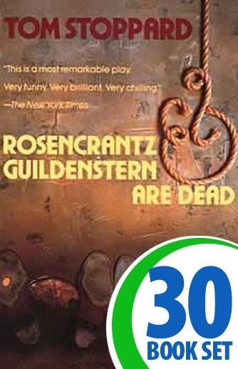 Rosencrantz and Guildenstern Are Dead - 30 Books and AP Teaching Unit