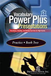 Vocabulary Power Plus Presentations: Practice - Level 10