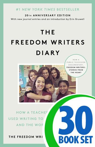 Freedom Writers Diary, The - 30 Books and Teaching Unit