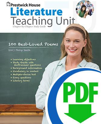 100 Best-Loved Poems - Downloadable Teaching Unit