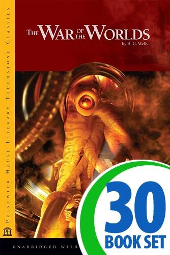 War of the Worlds, The - 30 Books and Activity Pack