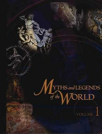 Myths and Legends of the World Volumes 1-4