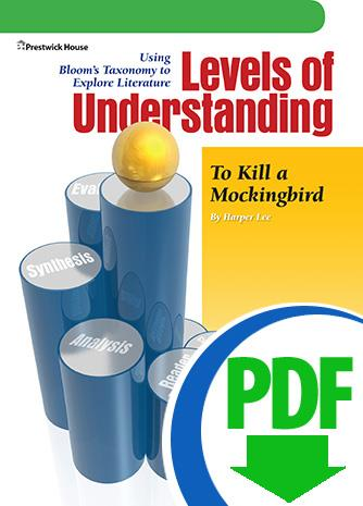 To Kill a Mockingbird - Downloadable Levels of Understanding