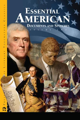 Essential American Documents and Speeches - Volume Two