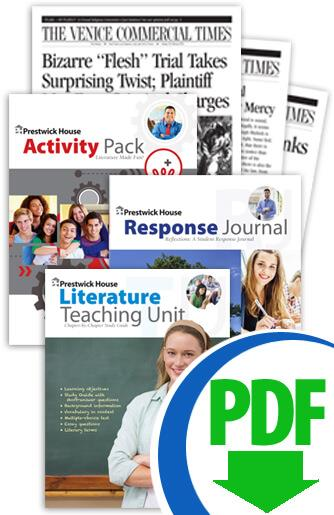 Pride and Prejudice - Downloadable Complete Teacher's Kit