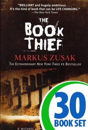 Book Thief, The - 30 Books and Teaching Unit