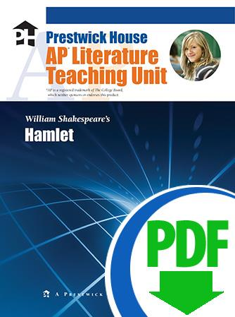 ap literature unit plans lesson plans prestwick house rh prestwickhouse com