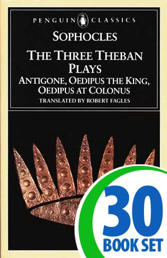 Three Theban Plays - 30 Books and AP Teaching Unit