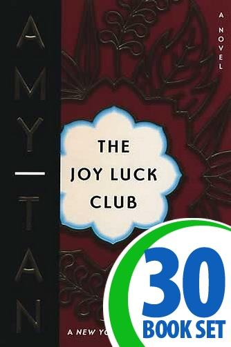 Joy Luck Club, The - 30 Books and Puzzle Pack (Reproducible)