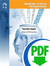 Twelfth Night - Downloadable Multiple Critical Perspectives