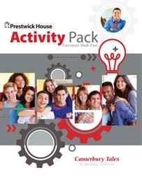 Canterbury Tales, The - Activity Pack