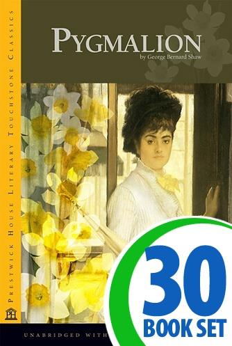 Pygmalion - 30 Books and Response Journal