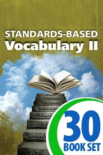 Standards-Based Vocabulary: Book II