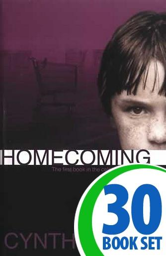 Homecoming - 30 Books and Puzzle Pack (Reproducible)