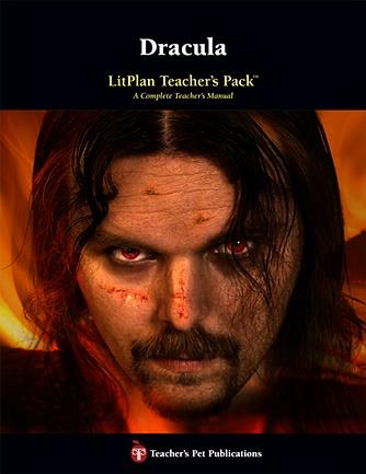 Dracula: LitPlan Teacher Pack