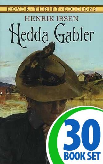 Hedda Gabler - 30 Books and Teaching Unit