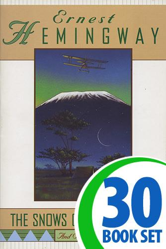 Snows of Kilimanjaro and Other Stories, The - 30 Books and Teaching Unit