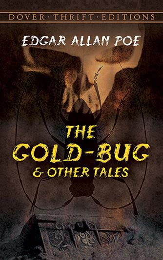 Gold Bug, Tell Tale Heart, and Other Tales
