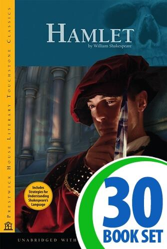 Hamlet - 30 Books and AP Teaching Unit