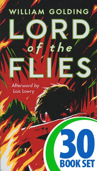 Lord of the Flies - 30 Books and Activity Pack