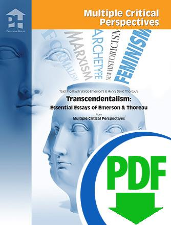 Transcendentalism: Essays of Emerson and Thoreau - Downloadable Multiple Critical Perspectives