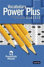 Vocabulary Power Plus Classic - Level 10