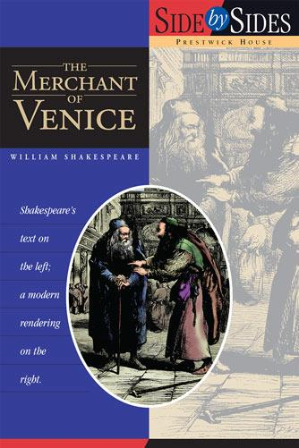 Merchant of Venice, The - Side by Side