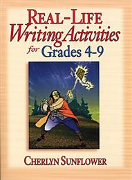 Real Life Writing Activities for Grades 4-9