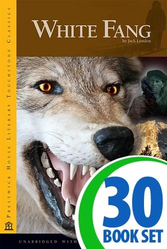 White Fang - 30 Books and Teaching Unit
