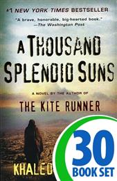 Thousand Splendid Suns, A - 30 Books and Teaching Unit