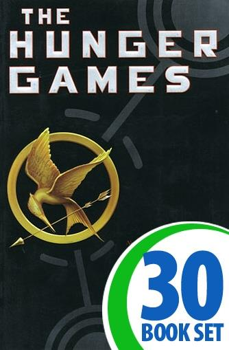 Hunger Games, The - 30 Books and Teaching Unit