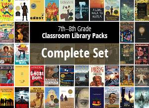 Complete Classroom Library - Grades 4-6