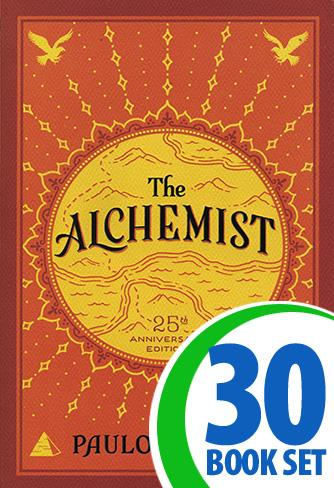 Alchemist, The - 30 Books and LitPlan Teacher Pack (Reproducible)