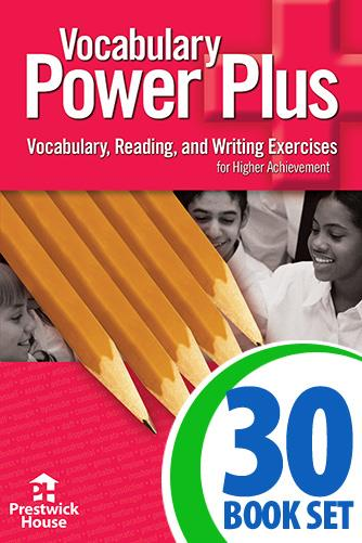 Vocabulary Power Plus - Level 7 - Complete Package