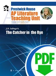 Catcher in the Rye, The - Downloadable AP Teaching Unit
