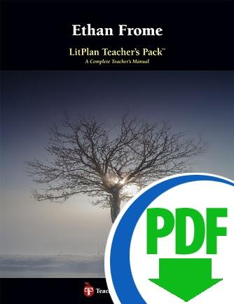 Ethan Frome: LitPlan Teacher Pack - Downloadable
