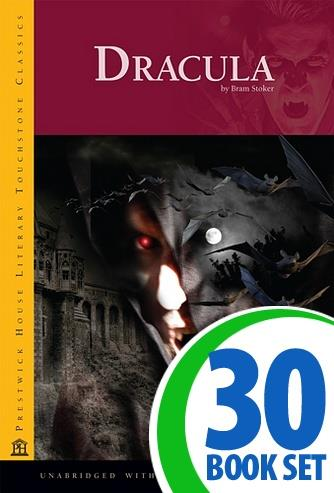 Dracula - 30 Books and Complete Teacher's Kit