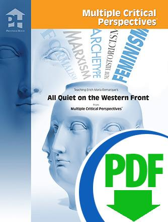 All Quiet on the Western Front - Downloadable Multiple Critical Perspectives