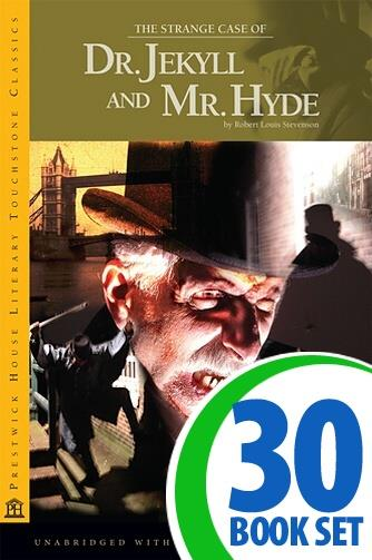 Dr. Jekyll and Mr. Hyde - 30 Books and Activity Pack